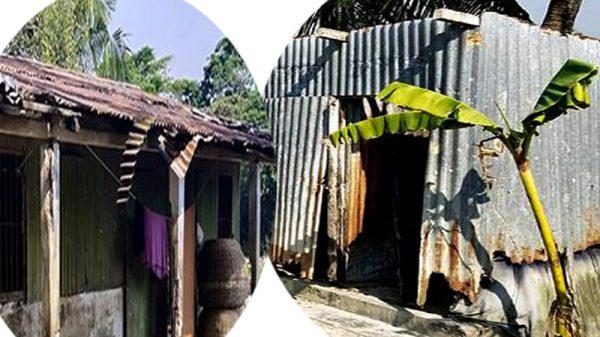 কলাপাড়ায় খাজুরা আশ্রয়নকেন্দ্রটির এখন বেহাল দশা