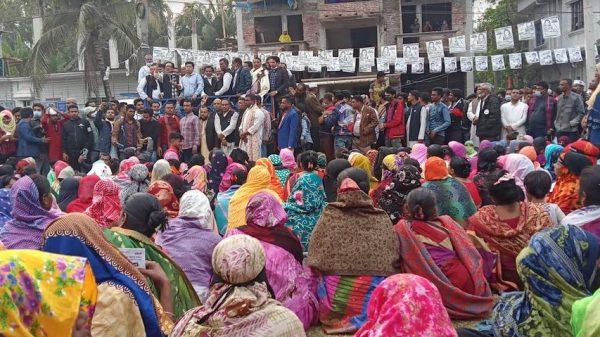 ইনশাআল্লাহ নৌকার জয় হবেই:বানারীপাড়ায় আ' লীগ নেতা আনিচুর