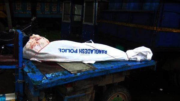 ভোলায় রিক্সা চালকের রহস্যজনক মৃত্যু