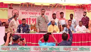 অপ্রতিরোধ্য বাংলাদেশ বিনির্মাণে জননেত্রী শেখ হাসিনার নেতৃত্বের বিকল্প নাই: প্রাণিসম্পদ মন্ত্রী