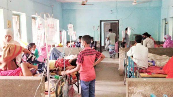 ডায়রিয়া: বরিশালে গত ২৪ ঘণ্টায় ৬৫ জন রোগী ভর্তি