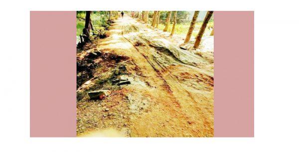 যাতায়াতের অনুপযোগী হয়ে পড়েছে ষাটপাকিয়া-চাকলার বাজার সড়ক