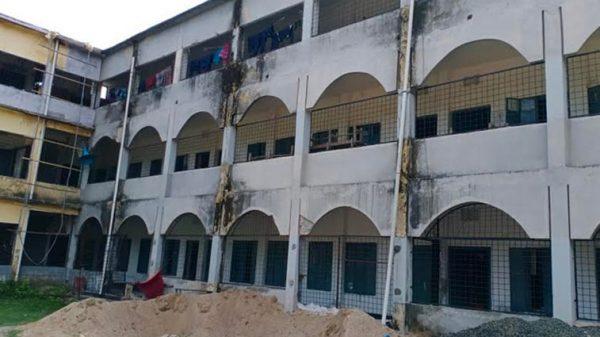 কাউখালীর শিক্ষা প্রতিষ্ঠান গুলো পাঠদানের অনপযুক্ত