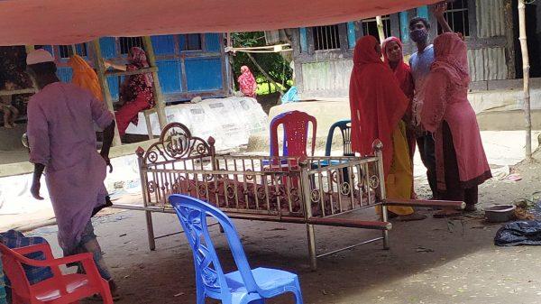 নলছিটিতে বিষধর সাপের কামড়ে মুদি দোকানির মৃত্যু