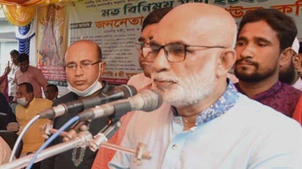 আমরা সকলে অসাম্প্রদায়িক বাঙালি:নাজিরপুরে শ ম রেজাউল