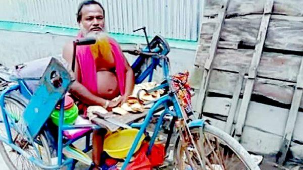 ভিক্ষাবৃত্তি ছেড়ে গাজা বিক্রি করেন বরগুনার লাল মিয়া